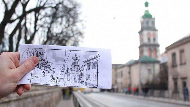 Авторами фейку про зйомки у Львові серіалу «Комісар Рекс» виявились студенти УКУ