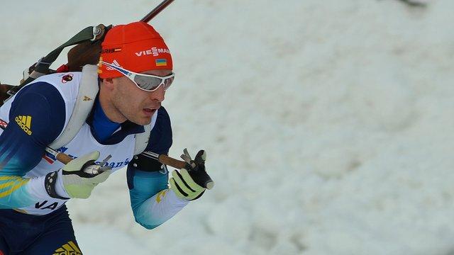 Український біатлоніст виграв бронзу на етапі Кубка IBU