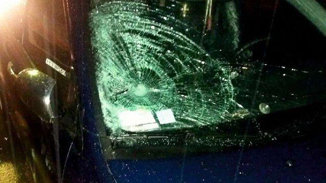 На «зебрі» у Винниках водій легковика збив 18-річну дівчину