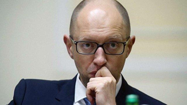БПП вирішив голосувати за відставку Яценюка