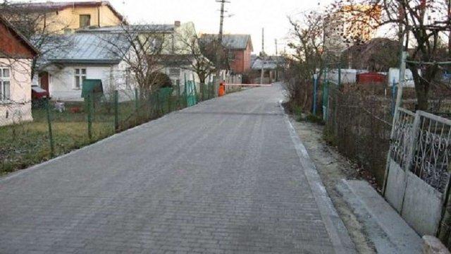 Мешканці домоглися обмеження руху транспорту на вул. Сокільницькій у Львові