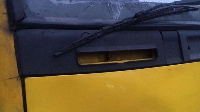 У Львові водій маршрутки збив жінку на пішохідному переході