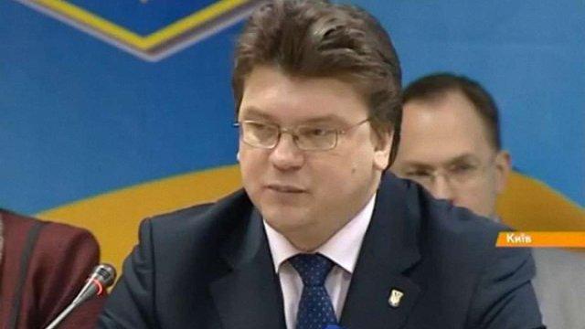«Батьківщина» відкликає міністра молоді і спорту з уряду