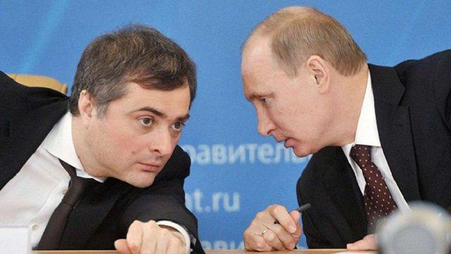 СБУ розповіла про візит помічника Путіна Суркова в Донецьк