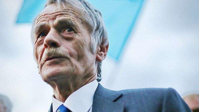 Джемілєв подав до суду на ФСБ через заборону на в'їзд до Криму