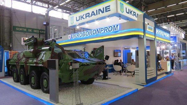 «Укроборонпром» за рік підписав контрактів з експорту зброї на $1,3 млрд