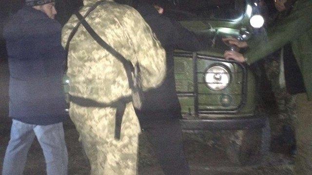 На Львівщині троє чеченців намагалися незаконно перетнути кордон з Польщею