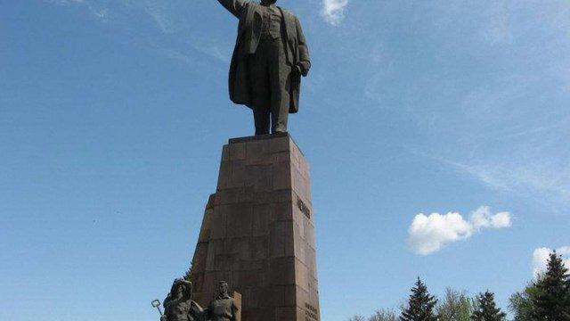 Міськрада Запоріжжя визнала Росію агресором і вирішила демонтувати найбільшого в Україні Леніна