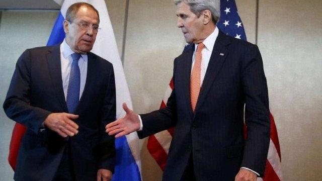 Керрі та Лавров попередньо домовилися про перемир'я в Сирії