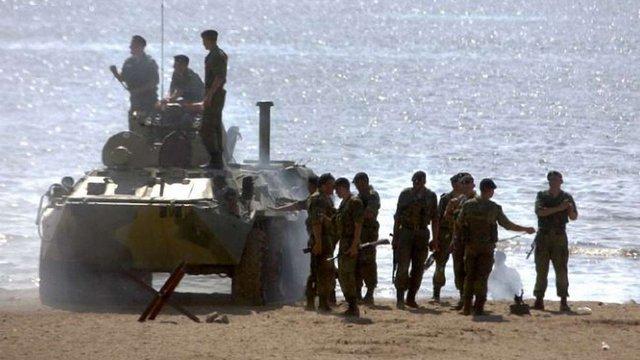 Росія готує на Маріупольському напрямку морську десантну операцію, – розвідка