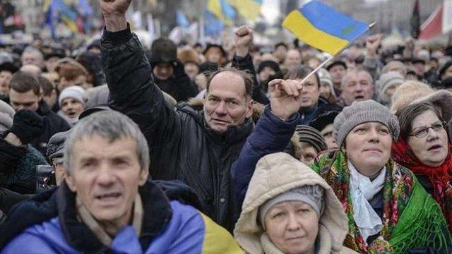 Учасники віче на Майдані висунули свої вимоги до влади