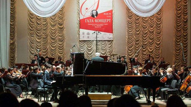 Син президента України взяв участь у музичному конкурсі