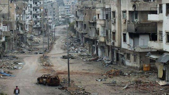 Amnesty International звинуватила Росію у військових злочинах в Сирії