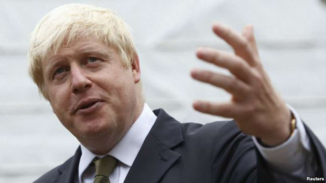 Мер Лондона агітуватиме за вихід Великобританії з ЄС