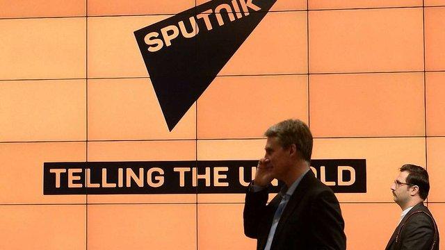 Російська пропагандистська платформа Sputnik запустить портал в Естонії