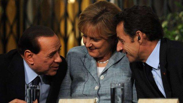 Спецслужби США шпигували за Меркель, Берлусконі та Саркозі, – WikiLeaks