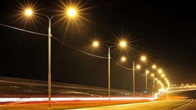 У Львові визначили вулиці, на яких цьогоріч облаштують освітлення