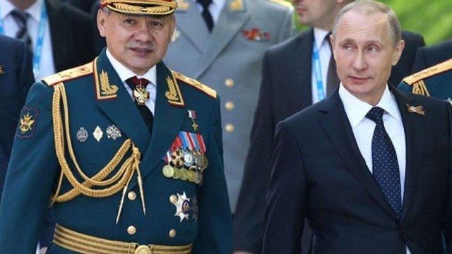На військові навчання в Криму може приїхати Путін, – СБУ