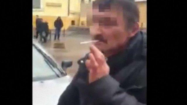 П'яний колишній міліціонер за кермом спричинив ДТП у Львові