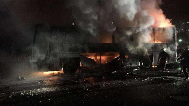 Турецькі силовики назвали підозрюваного у теракті в Анкарі