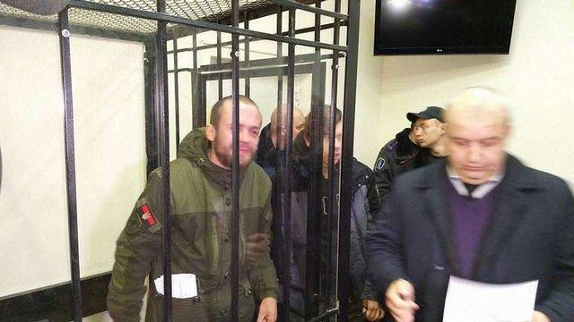 Суд відпустив під домашній арешт учасника погрому «Альфа-Банку» у Києві