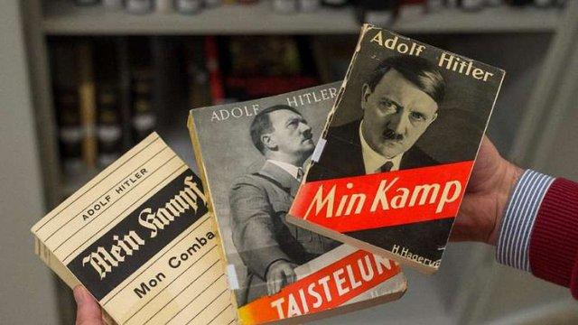 Перевидана Mein Kampf стала бестселером у Німеччині