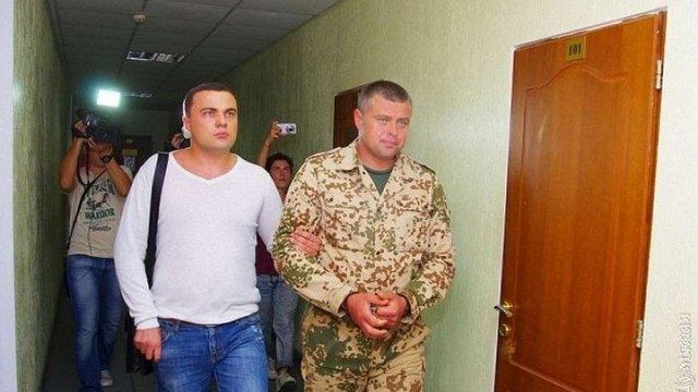 Затриманого на хабарі комбата засудили до понад п'яти років ув'язнення