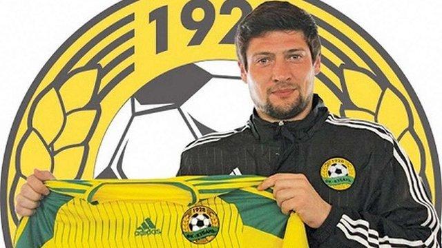 Форвард збірної України підписав контракт із російським клубом «Кубань»