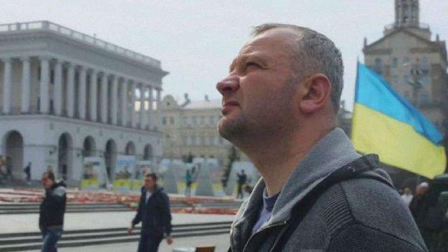 Генпрокуратура і поліція проводять обшук в будинку львів'янина Івана Бубенчика