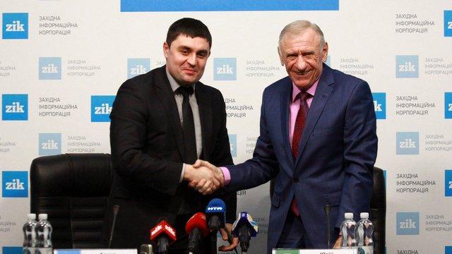 ФК «Карпати» підписали офіційний договір з «Ареною Львів»
