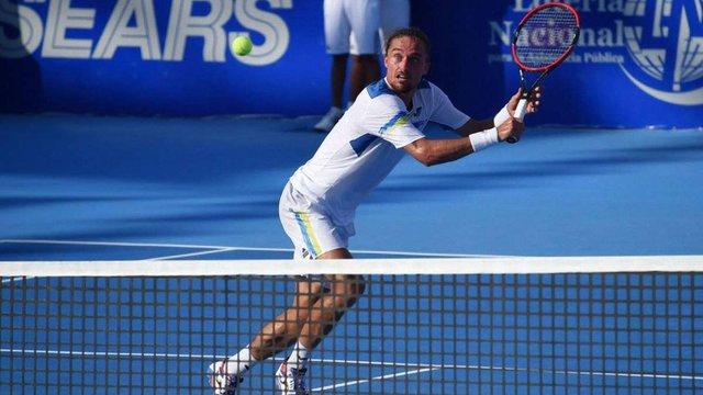 Український тенісист вийшов у півфінал турніру в Акапулько