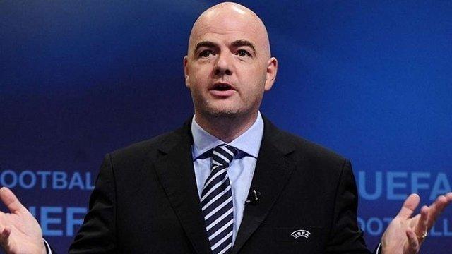 ФІФА обрала нового президента
