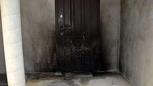 На Волині невідомі намагалися спалити будинок місцевого депутата