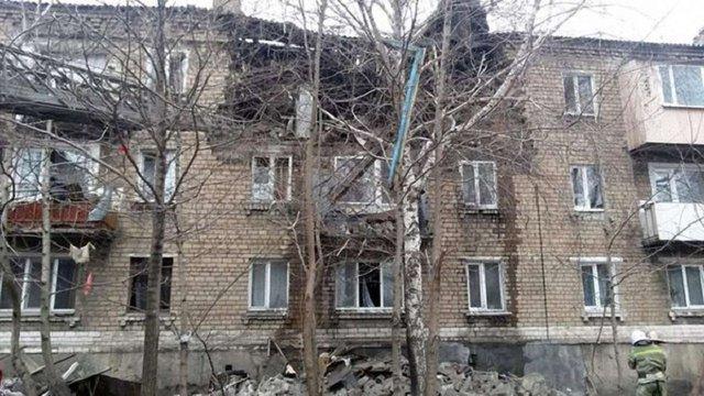 В окупованій Макіївці від вибуху в будинку загинув чоловік