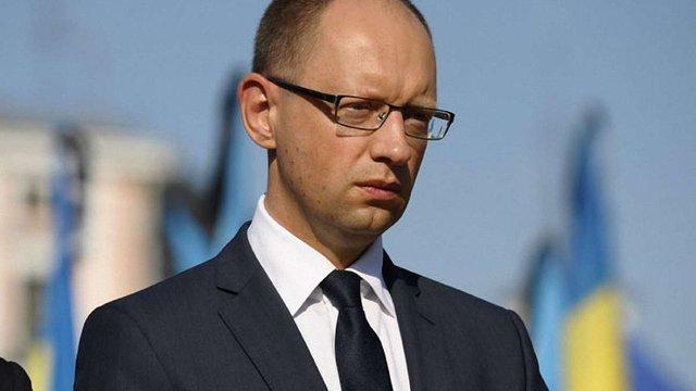 Яценюк хоче продати 1 млн га державної землі