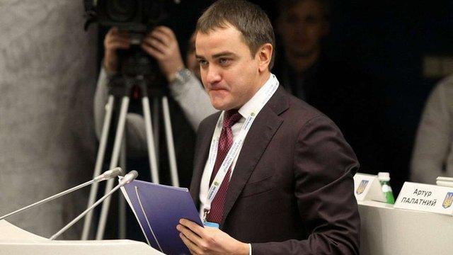 «Підтримка ФФУ дозволила чинному президенту ФІФА перемогти на виборах», - Андрій Павелко
