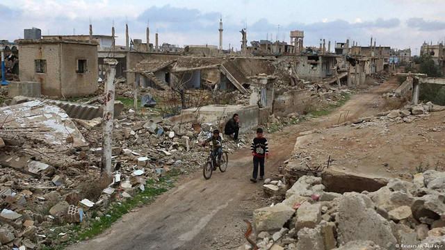 Сирійська опозиція звинувачує Росію в порушенні перемир'я