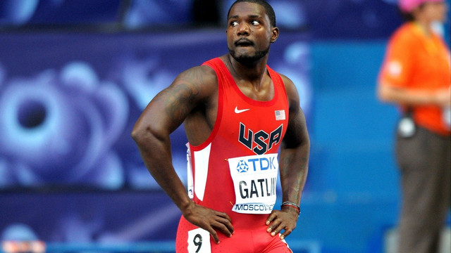 Американський спринтер незвичним способом побив світовий рекорд з бігу на стометрівці