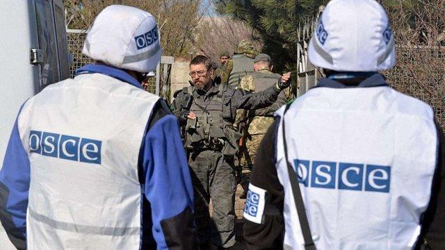 Спостерігачі ОБСЄ визнали, що ситуація в зоні АТО різко погіршилася