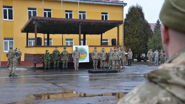 500 інструкторів з трьох країн НАТО навчатимуть українських військовослужбовців