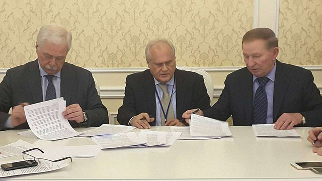 У Мінську підписали угоду про розмінування на Донбасі