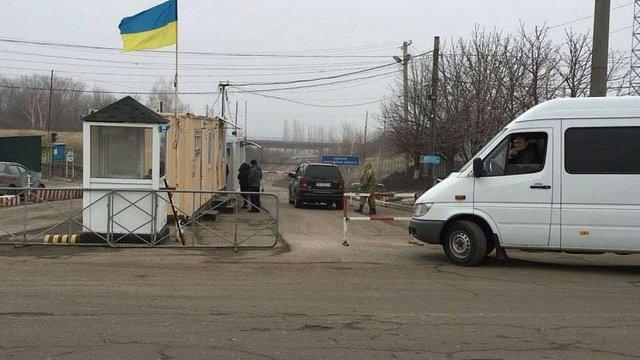 Пункт пропуску на кордоні з Росією в Міловому вирішили перенести