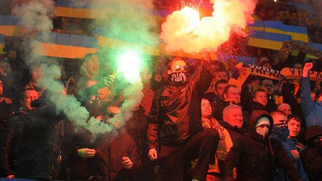 Збірна України зберегла 27 місце в оновленому рейтингу ФІФА