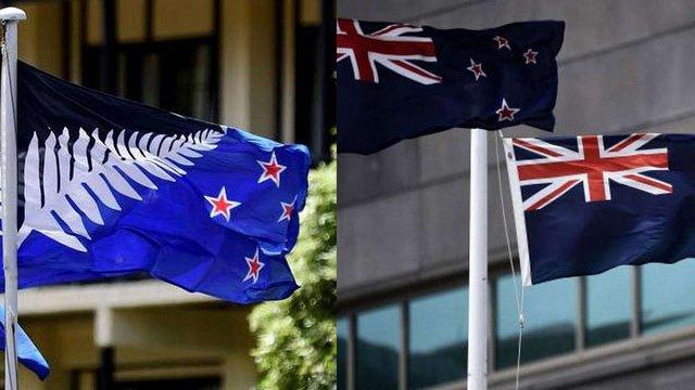 Новозеландці вирішують долю прапора на референдумі