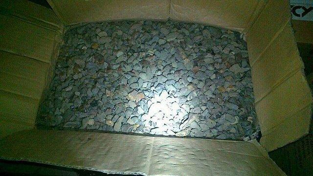 На Закарпатті у львів'янина вилучили 300 кг бурштину