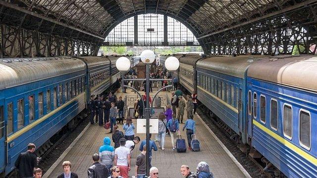 «Укрзалізниця» пришвидшить потяг Львів-Харків