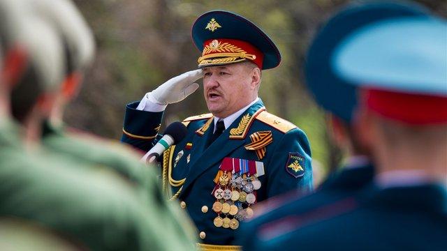 Розвідка: Російський генерал командує корпусом донецьких бойовиків