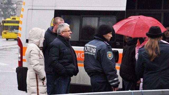 В Полтаві автомобіль народного депутата збив 12-річного хлопчика