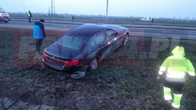 Автомобіль з президентом Польщі потрапив у ДТП