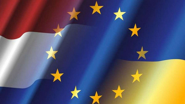 Стартувала кампанія #TakIsJa для підтримки України на референдумі у Нідерландах